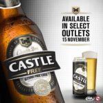 Continued growth with South African Breweries