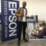 Epson announces its first #EpsonEntrepreneur winner