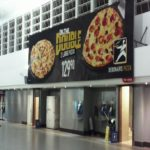 Debonairs train station campaign generates effective brand awareness