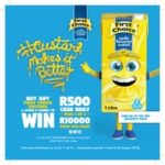 First Choice winter custard campaign launches