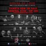 The Rhythm Sessions launches 'House of Love' event