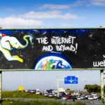 Webafrica Collaborates With Local Graffiti Artist