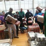 "Engen's R500k donation helps ""lend dignity"" to fire victims who lost everything"