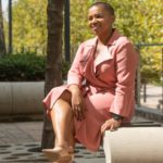 Cell C's 2019 Take a Girl Child to Work campaign takes flight with  South Africa's first African female commercial pilot