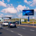 Primedia Outdoor Unveils South Africa's Largest Airport Roadside Digital Billboard