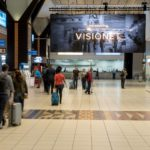 Airport ads bolsters Visionet Network with massive O.R. Tambo screen