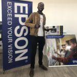 Epson announces its first #EpsonEntrepreneur winner