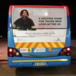 Transit Ads implements campaign for Compensation Fund