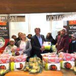 Eskort donates over R1 million worth of food parcels