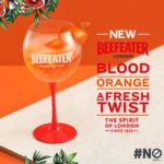 RAPT Creative's new PR & Influencer Partnerships division launches with new Beefeater Blood Orange Gin Campaign